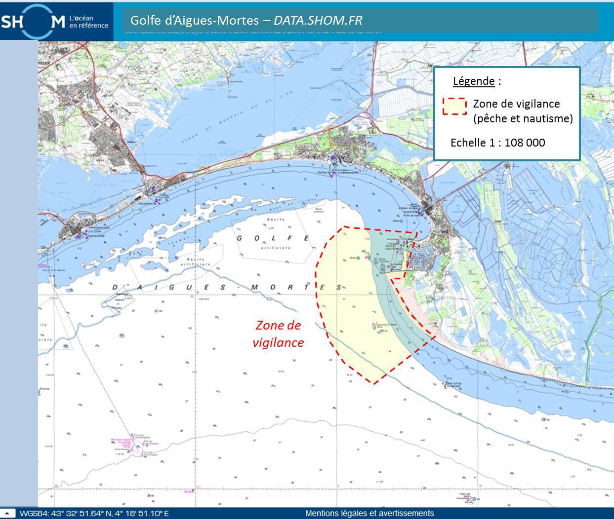 Partage De L Espace Maritime
